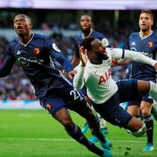 Tottenham sauve un petit point face à la lanterne rouge