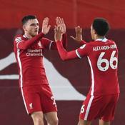 Victoire méritée des Reds sur Arsenal