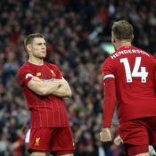 Liverpool arrache la victoire in extremis contre Leicester