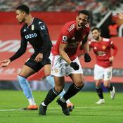 Manchester United débute l'année co-leader avec Liverpool