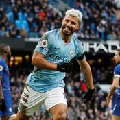 Avec un triplé d'Agüero, Manchester City écrase Chelsea 6-0 !