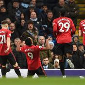 Manchester United douche le rival Manchester City