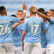 Manchester City, sans pitié avec Newcastle