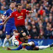 La Ligue des champions s'éloigne pour Manchester United