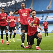 Le derby et la sensation pour Manchester United face à City