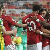 Bruno Fernandes offre un peu d'air à Manchester United