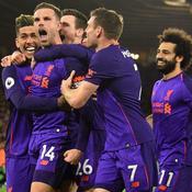 Salah marque enfin et relance Liverpool