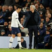 Jose Mourinho et Son Heung-min