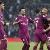 City réagit en (futur) champion à Tottenham