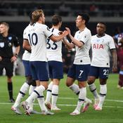 Harry Kane et les Spurs