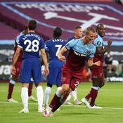 La désillusion de Chelsea face à West Ham