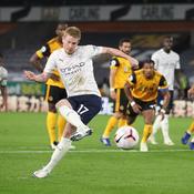 Manchester City démarre par un succès à Wolverhampton