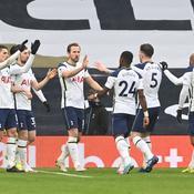 Retour gagnant de Kane pour Tottenham