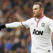 Wayne Rooney a inscrit son 150e but pour Manchester United face à Hull City (2-3)