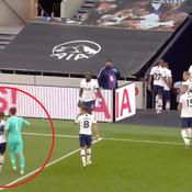 Tottenham garde espoir, embrouille puis réconciliation entre Lloris et Son