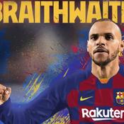 10 choses à savoir sur Braithwaite la recrue surprise du Barça