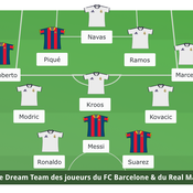 Barcelone-Real Madrid : notre onze type