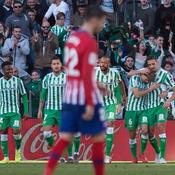Battu à Séville, l'Atlético gâche sa série et une belle occasion