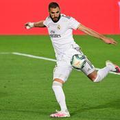 Benzema «ferme un peu des bouches», savoure Zidane
