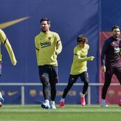 Cinq joueurs du FC Barcelone positifs au Covid-19 ?