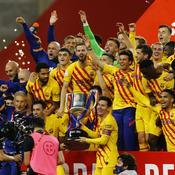Grâce à Messi et Griezmann, Barcelone écrase Bilbao en finale de Coupe du Roi