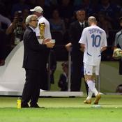 Domenech : «Zidane sera-t-il capable de maîtriser ses émotions ?»