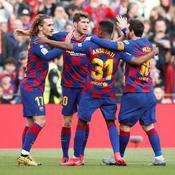 Entre Messi et Griezmann, tout va mieux