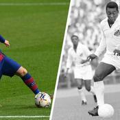 Messi égale Pelé avec un nouveau record fou