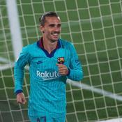 Griezmann balaye les doutes et redonne espoir au Barça