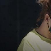 Antoine Griezmann et son masque aux couleurs du Barça