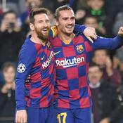 Griezmann : «On espère que Messi restera au Barça»