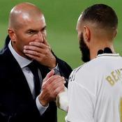Incident avec Vinicius : Benzema s'est expliqué  assure Zidane