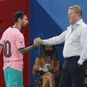 Koeman défend Messi et dénonce les «conneries» de l'entourage de Griezmann