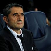L'avenir de Valverde au Barça s'assombrit