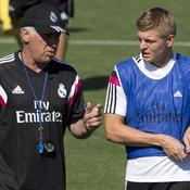 Carlo Ancelotti-Toni Kroos