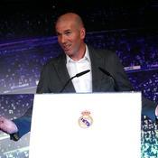 Zidane, à propos de son retour : «Je pense à ce que mon cœur me dit»