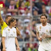 Luka Modric et Sergio Ramos (Real Madrid)
