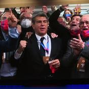 Nouveau président du Barça, Laporta, l'expérimenté chef du chantier reconstruction