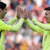Le Barça à la relance