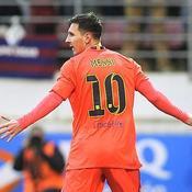 Le Barça au petit trot