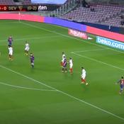 Le but d'Ousmane Dembélé contre le Séville FC