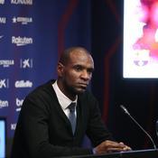 Le FC Barcelone a limogé Eric Abidal de son poste de directeur sportif