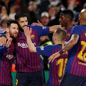 Le FC Barcelone décroche sa 26e Liga