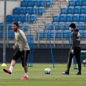 Le Real Madrid a repris le chemin de l'entraînement
