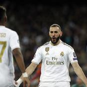 Karim Benzema au Real Madrid