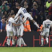 Le Real Madrid tient le choc et reste solidement en tête