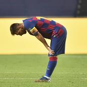 Leo Messi sèche la reprise du Barça mais reste lié par son contrat