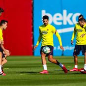 Les clubs espagnols reprennent un entraînement collectif limité