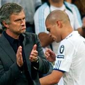 Pepe et Mourinho