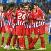 L'Atlético Madrid déroule à Alaves et maintient le Real à distance
